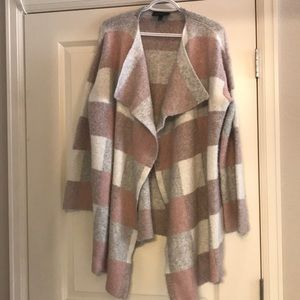 Lane Bryant open sweater